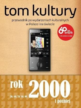 Okładka książki Tom Kultury: Rok 2000 i później
