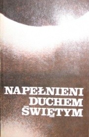 Okładka książki Napełnieni Duchem Świętym