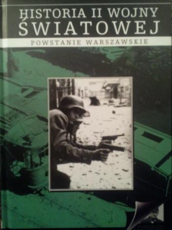 Okładka książki Powstanie warszawskie