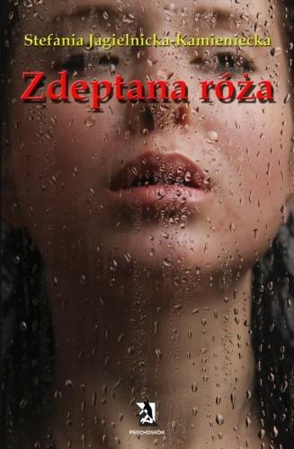 Okładka książki Zdeptana róża