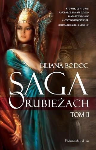 Okładka książki Saga o Rubieżach. Tom 2