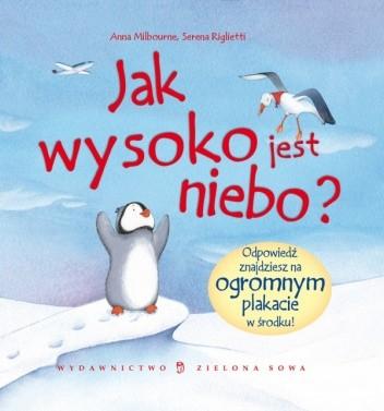 Okładka książki Jak wysoko jest niebo?