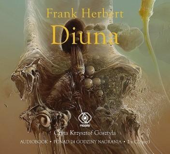 Okładka książki Diuna - Audiobook