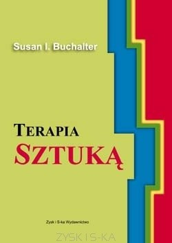 Okładka książki Terapia sztuką