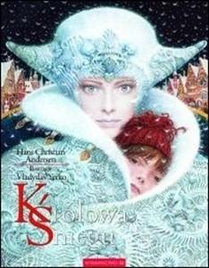 Okładka książki Królowa śniegu