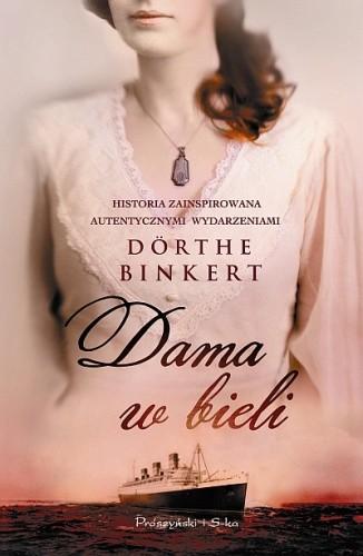 Okładka książki Dama w bieli