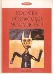 Okładka książki Kronika podwójnej moralności