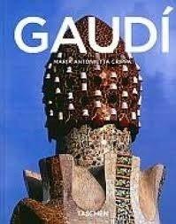 Okładka książki Antoni Gaudi (1852-1926): od natury do architektury