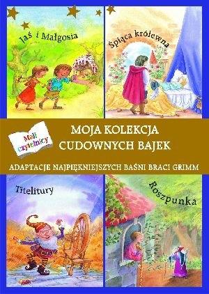Okładka książki Moja kolekcja cudownych bajek