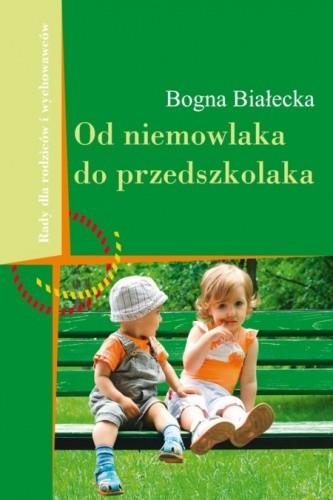 Okładka książki Od niemowlaka do przedszkolaka
