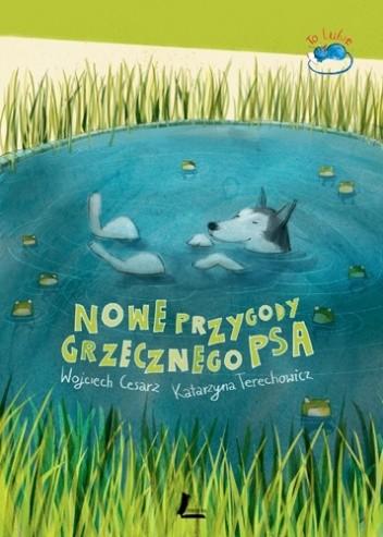 Okładka książki Nowe przygody grzecznego psa