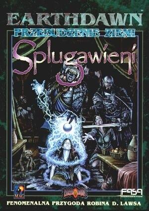 Okładka książki Splugawieni