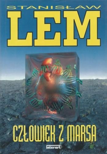 Okładka książki Człowiek z Marsa