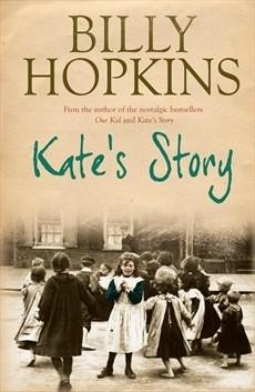 Okładka książki Kate's story