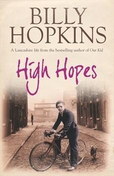 Okładka książki High hopes