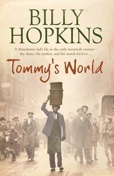 Okładka książki Tommy's world