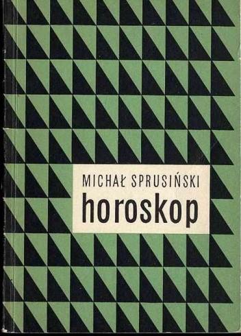 Okładka książki Horoskop