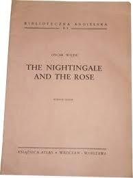 Okładka książki The Nightingale and the Rose