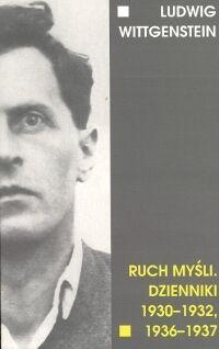 Okładka książki Ruch myśli : dzienniki 1930-1932, 1936-1937
