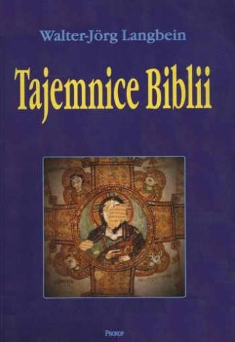 Okładka książki Tajemnice Biblii