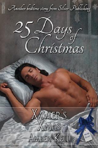 Okładka książki Xavier's Xmas