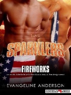Okładka książki Fireworks
