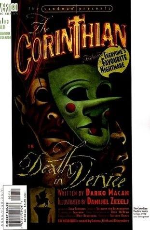 Okładka książki The Corinthian: Death in Venice