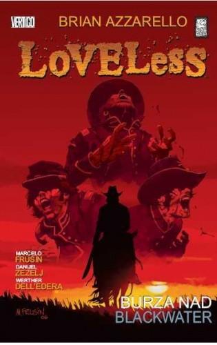 Okładka książki Loveless: Burza nad Blackwater