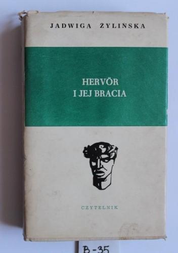 Okładka książki Hervor i jej bracia