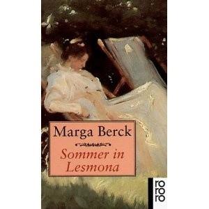 Okładka książki Sommer in Lesmona