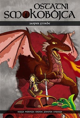 Okładka książki Ostatni Smokobójca