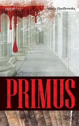 Okładka książki Primus
