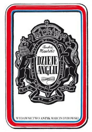 Okładka książki Dzieje Anglii