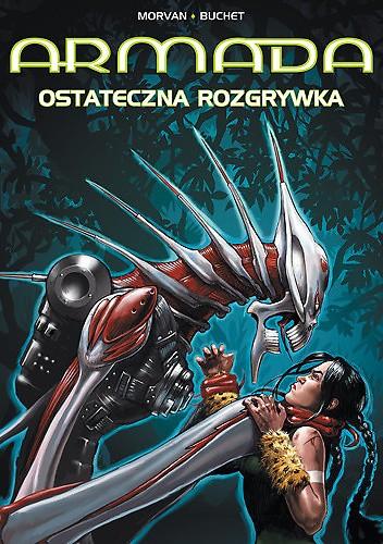 Okładka książki Armada - 14 - Ostateczna rozgrywka