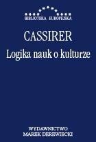 Okładka książki Logika nauk o kulturze