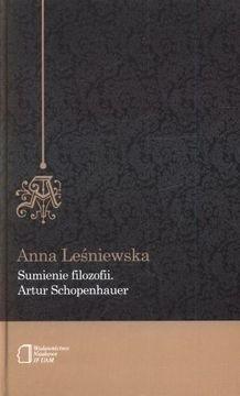 Okładka książki Sumienie filozofii. Artur Schopenhauer