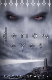 Okładka książki Demon Eyes