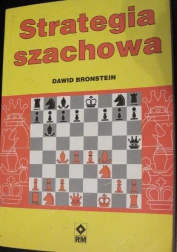 Okładka książki Strategia szachowa