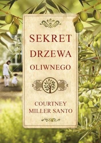 Okładka książki Sekret drzewa oliwnego