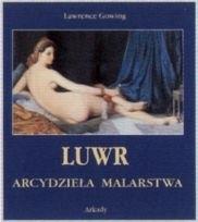 Okładka książki Luwr