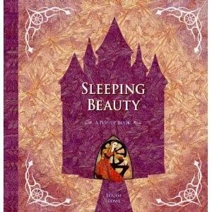 Okładka książki Sleeping Beauty. A Pop-Up Book