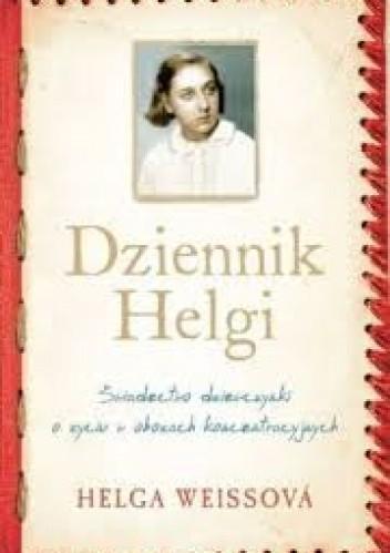 Okładka książki Dziennik Helgi