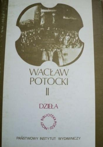 Okładka książki Dzieła t. II