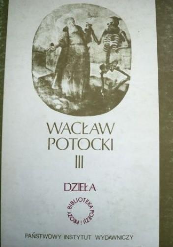 Okładka książki Dzieła t. III