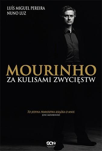 Okładka książki Mourinho. Za kulisami zwycięstw