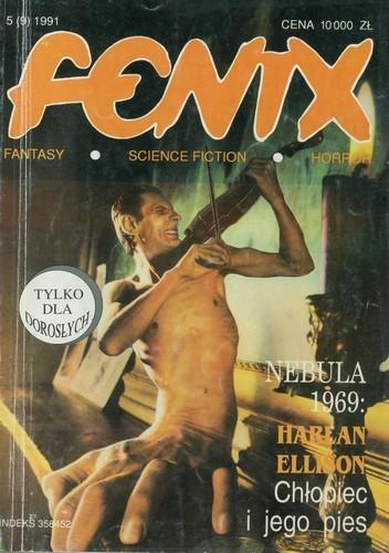 Okładka książki Fenix 1991 05 (9)