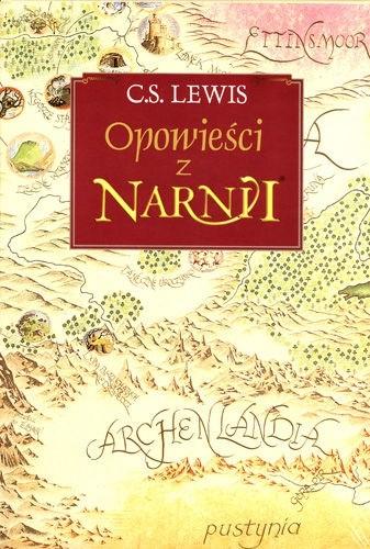 Okładka książki Opowieści z Narnii (I-VII)
