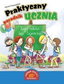 Okładka książki Praktyczny poradnik ucznia