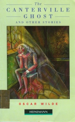 Okładka książki The Canterville Ghost