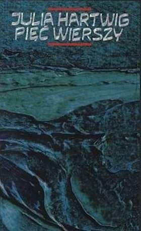 Okładka książki Pięć wierszy